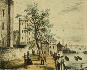 Bishop's Walk, Lambeth