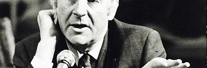Portrait of John Stott