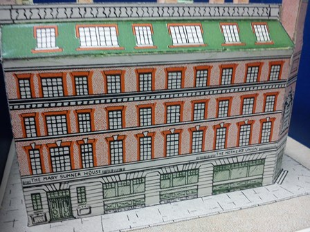 Model of Mary Sumner House