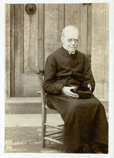 Fr. Benson SSJE