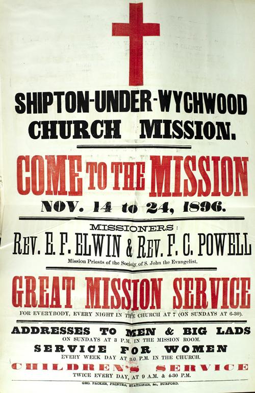 A SSJE mission poster