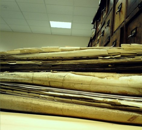Files at CERC