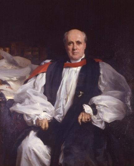 Portrait of Archbishop Davidson by John Singer Sargent, 1910
