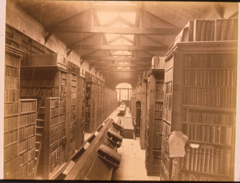 Old Sion Library (Guildhall MS 33554)