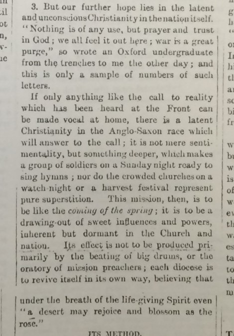 church times article blog