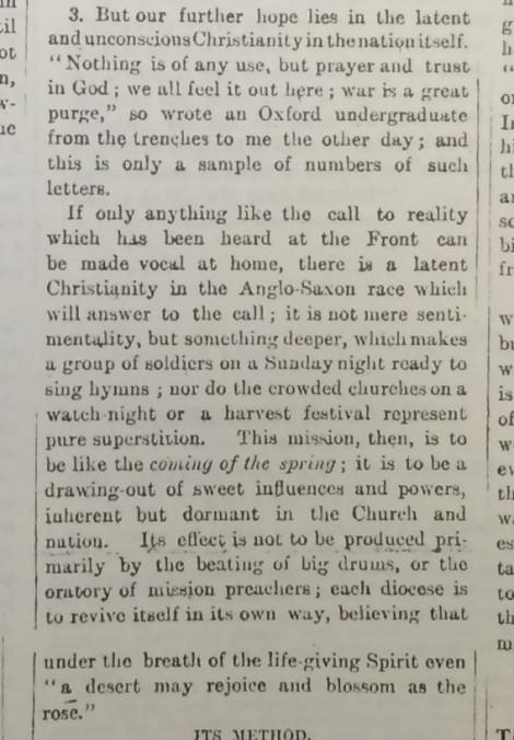 church times article blog