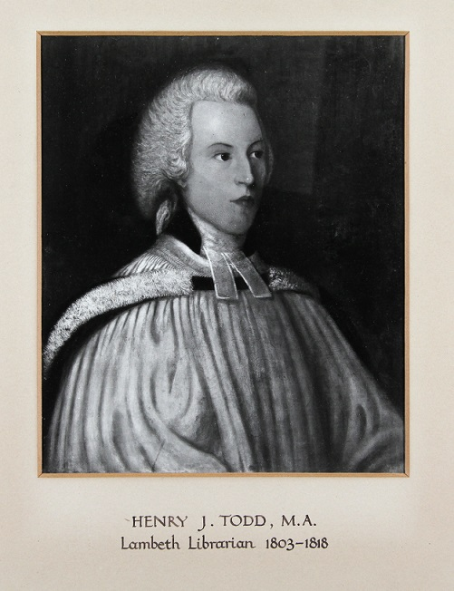 Henry J Todd