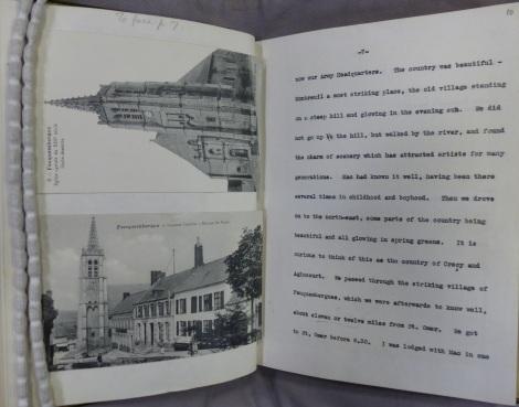 Davidson diary 1
