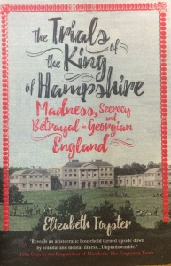 Trials of the King of Hampshire cover