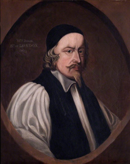 British (English) School; William Juxon (1582-1663), Bishop of London; Lambeth Palace; http://www.artuk.org/artworks/william-juxon-15821663-bishop-of-london-87131
