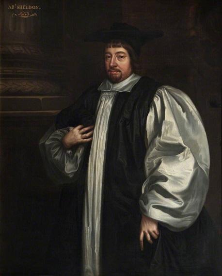 van Dyck, Anthony, 1599-1641; Gilbert Sheldon (1598-1677), Archbishop of Canterbury