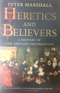 Heretics and believers cover