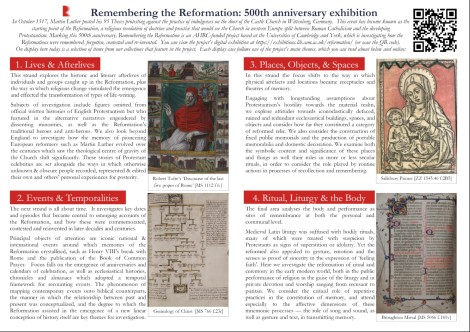 Exhibition leaflet