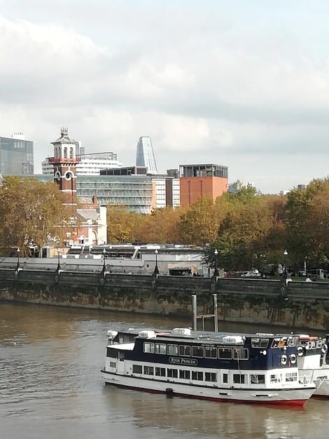 View from Lambeth Bridger Oct19